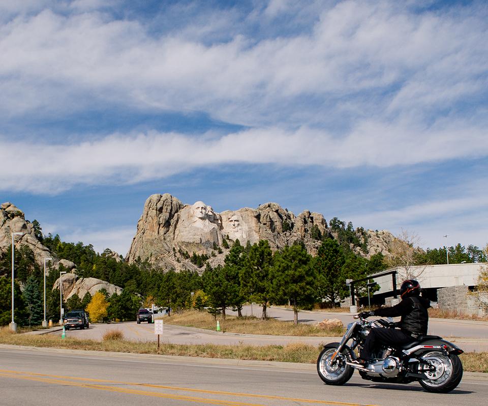 Motorcycle & Traffic Maps | South Dakota Rides