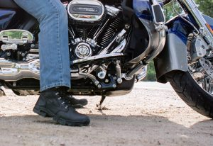 Motorcycle Safety: Boots